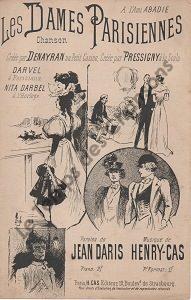 Dames Parisiennes (Les)