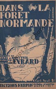 Dans la forêt Normande