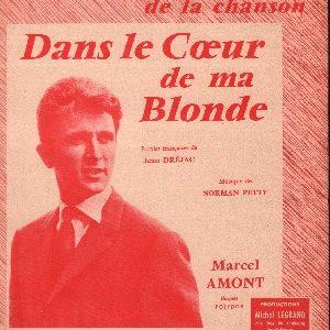 Dans le coeur de ma blonde