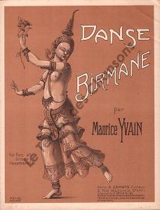 Danse Birmane