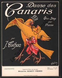 Danse des canaris