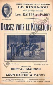 Dansez-vous le Kinkajou ?