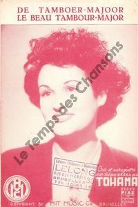 Beau tambour-major  (Le)