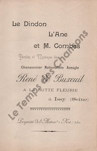 Dindon l'Ane et Monsieur Combes (Le)