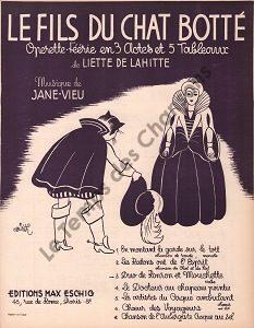 Duo de Ronron et mouchette