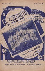 El cieguito de Montmartre