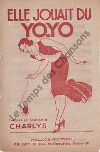 Elle jouait du Yo-Yo