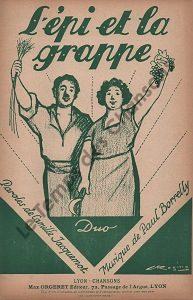 Epi et la grappe (L')
