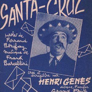 Facteur de Santa-Cruz (Le)