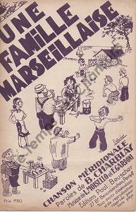 Famille Marseillaise (Une)