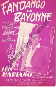 Fandango de Bayonne