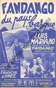 Fandango du pays basque