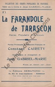 Farandole de Tarascon (La)