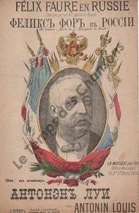 Félix Faure en Russie
