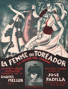 Femme du toréador (La)