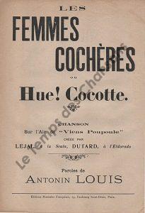 Femmes cochères (Les)