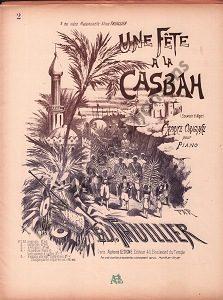 Fête à la Casbah (Une)
