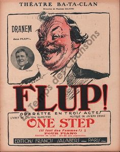 Flup ! … One step
