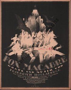 Fox macabre