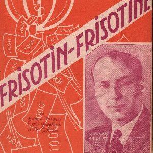 Frisotin Frisotine