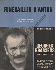 Funérailles d'antan