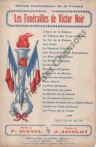 Funérailles de Victor Noir (Les)