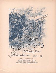 Chant des fusiliers Marins