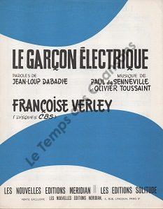 Garçon électrique (Le)