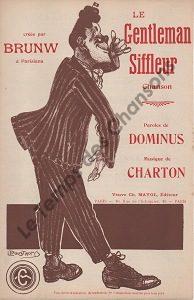Gentleman siffleur (Le)