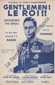 Gentlemen ! Le roi !!