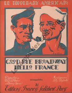 Good bye broadway, hello France !