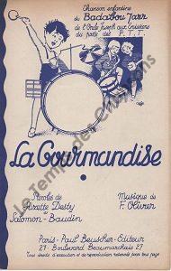 Gourmandise (La)