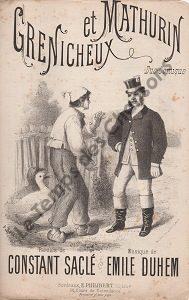 Grenicheux et Mathurin