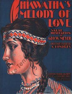 Hiawatha's melody of love