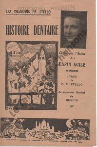 Histoire dentaire