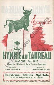 Hymne au taureau