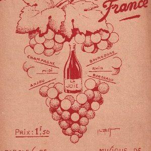 Hymne aux vins de France (L')