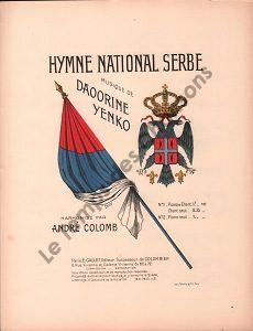 Hymne National Serbe
