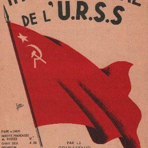 hymne National de l'Union Soviétique