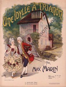 Idylle à Trianon (Une)
