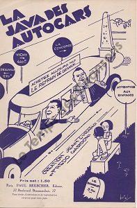 Java des autocars (La)
