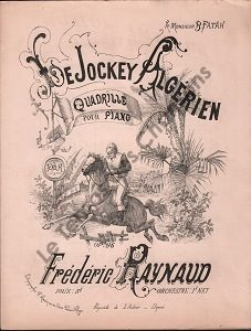 Jockey Algérien (Le)