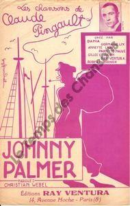 Johnny Palmer