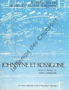 Johnsyne et Kossigone