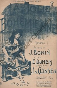 Jolie Bohémienne (La)