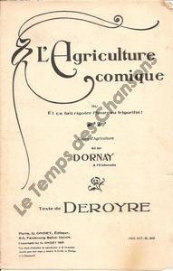 Agriculture comique (L')