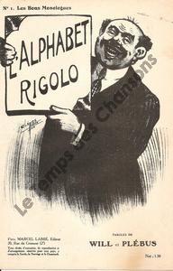Alphabet rigolo (L')