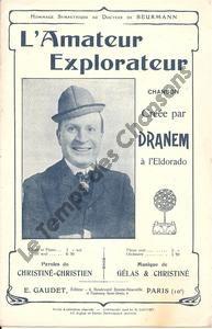Amateur explorateur (L')