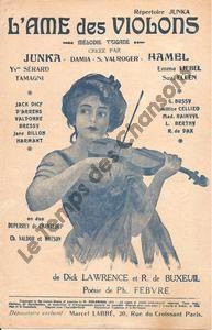 Ame des violons (L')