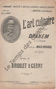 Art culinaire (L')